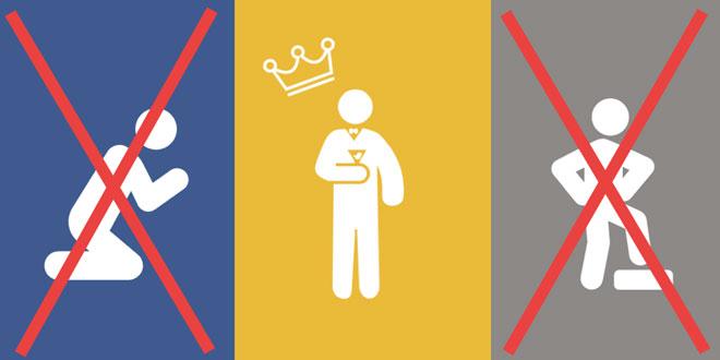 چگونه رفتار و برخوردی قاطعانه داشته باشیم
