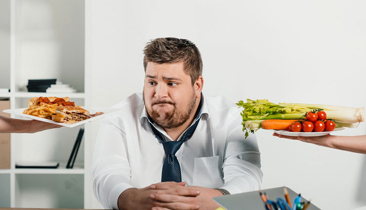 کاهش وزن بدون رژیم گرسنگی