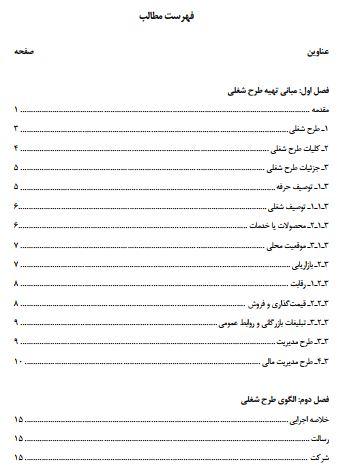 Scrin Mabani Tarh Shoghli 1